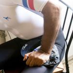 Catella Cycling Cap in hand